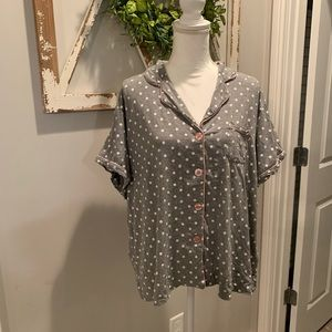 Seeing Stars Stitch Fix Pajama Top